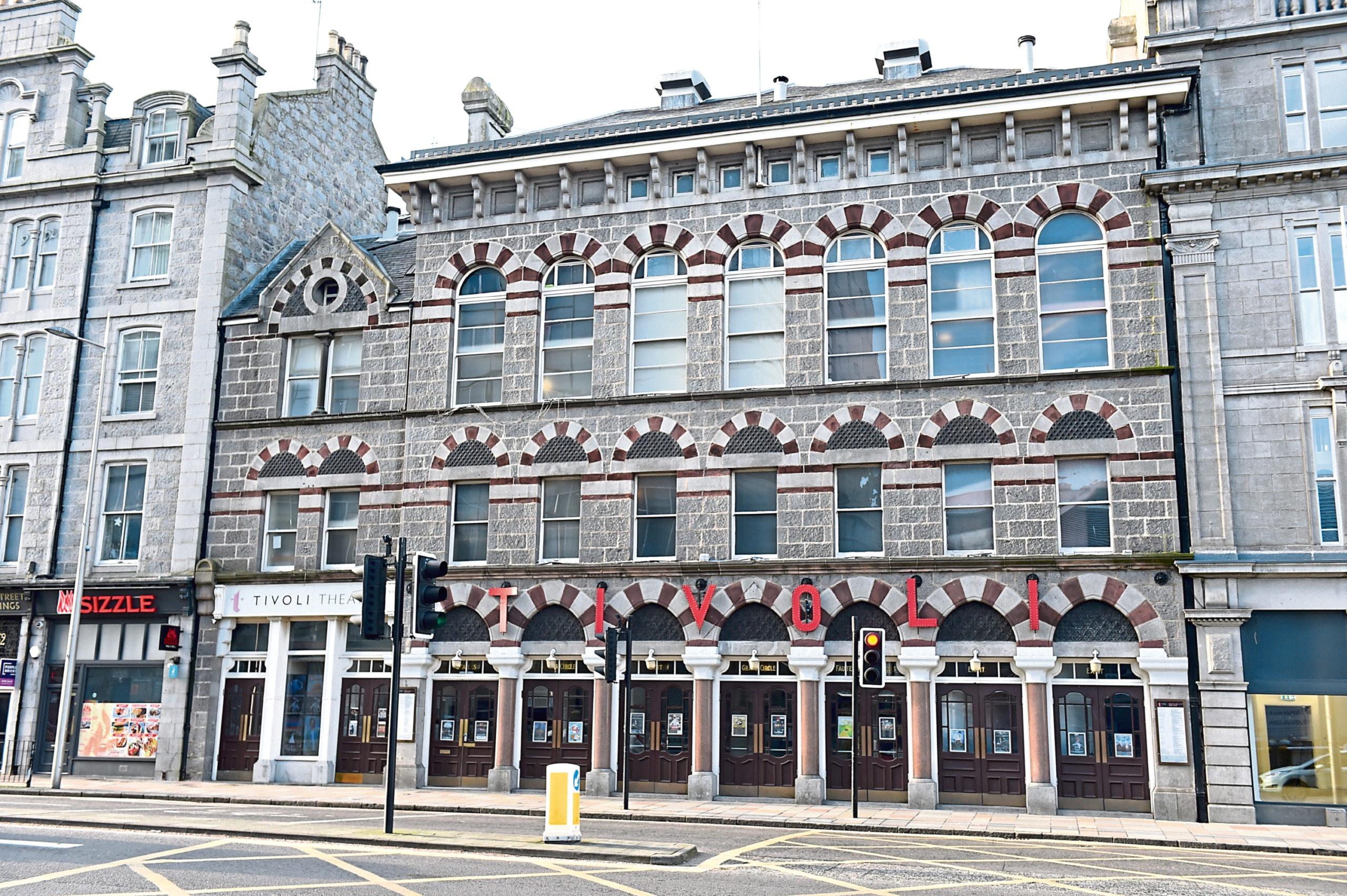 The Tivoli Theatre hopes to raise £5,000