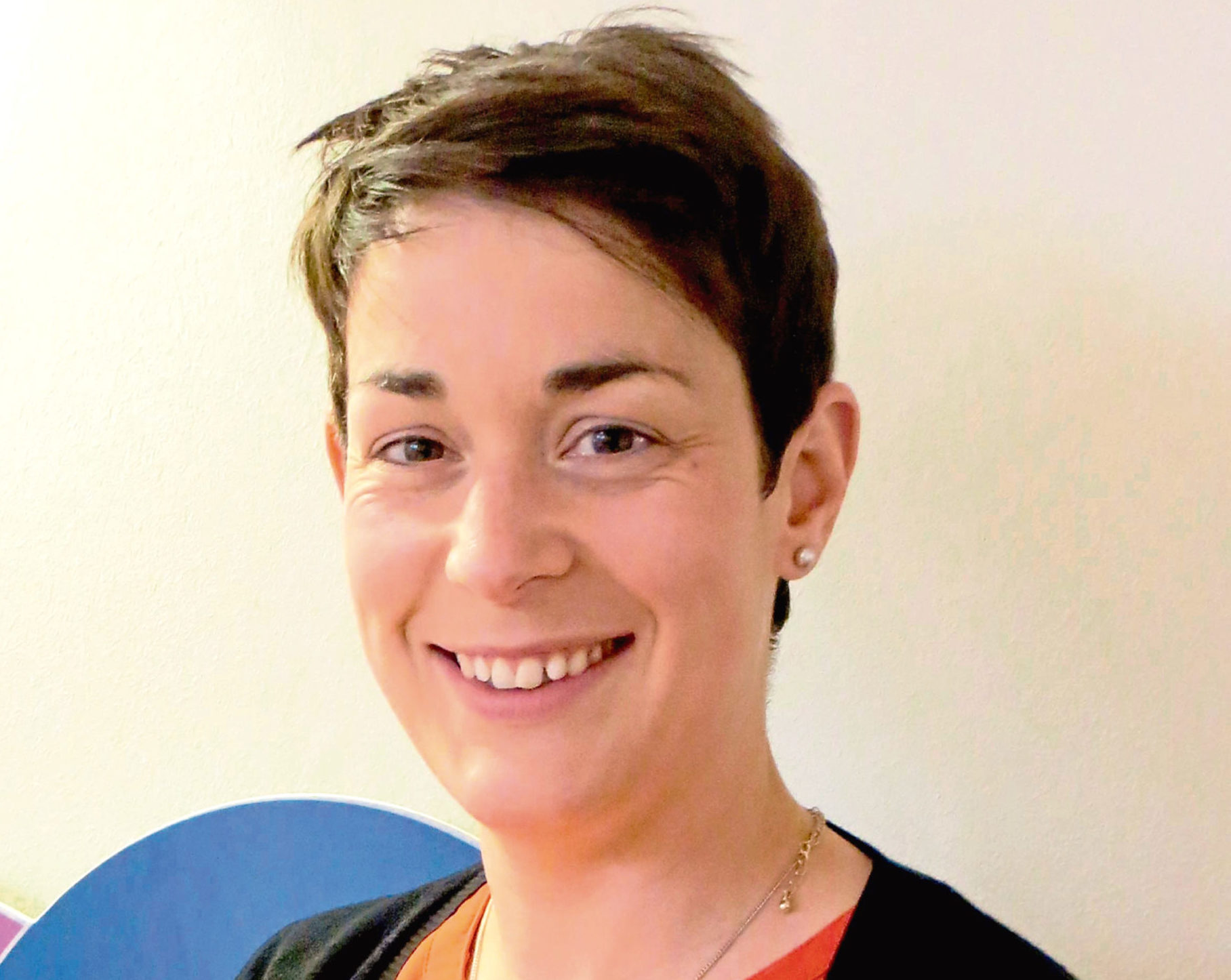 Iona Mitchell, head of cancer support services at CLAN Cancer Support