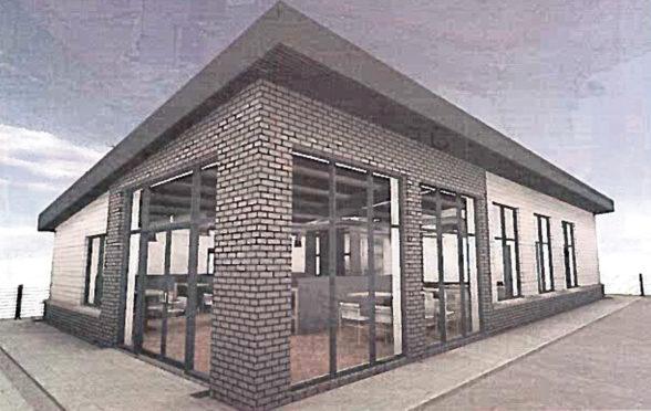 A design for the Blackburn development