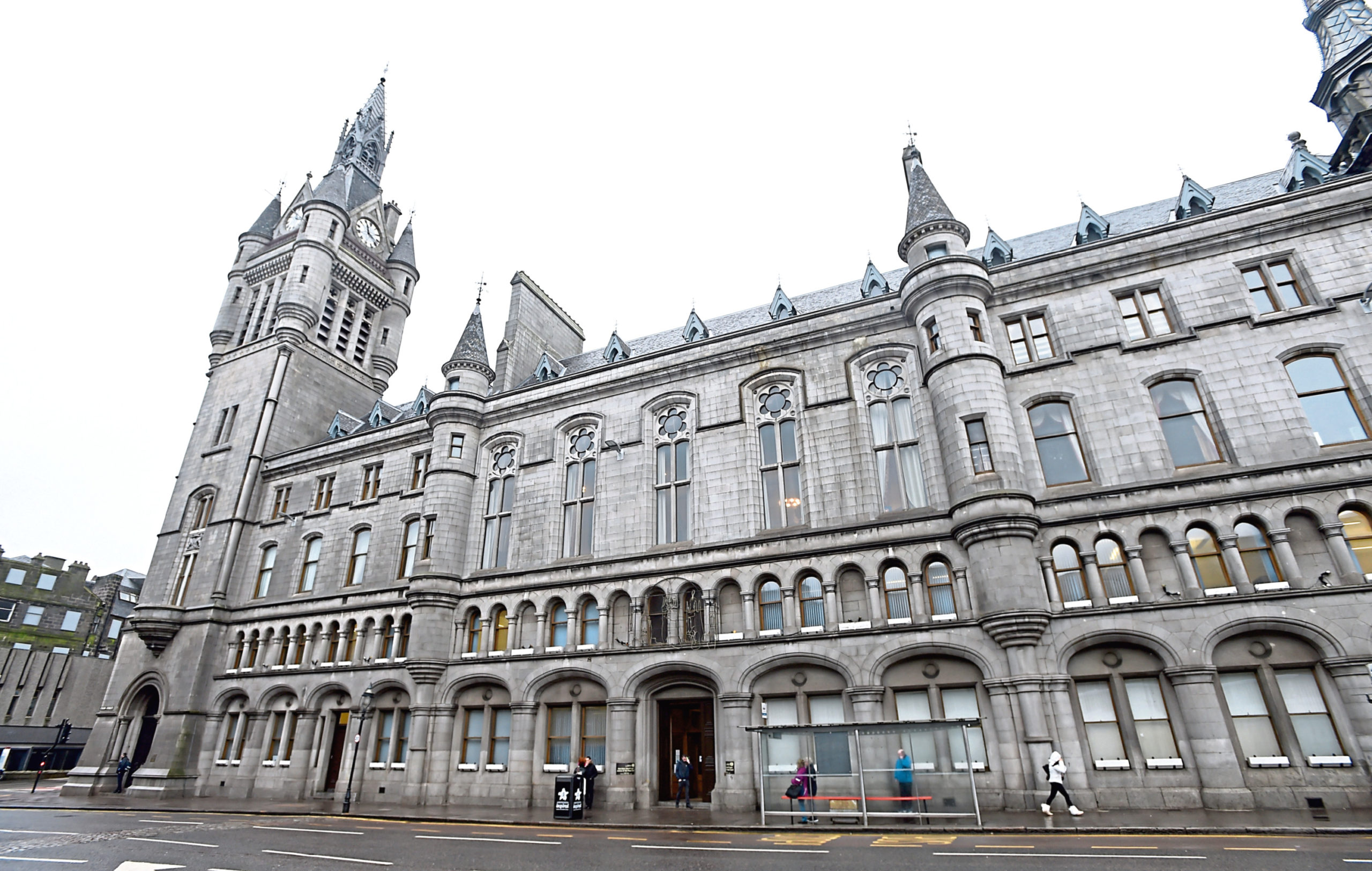North-east prosecutors pursued almost 3,000 domestic abuse charges last year, according to the Crown Office