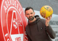Danny McKay got a phone call from Aberdeen captain Joe Lewis