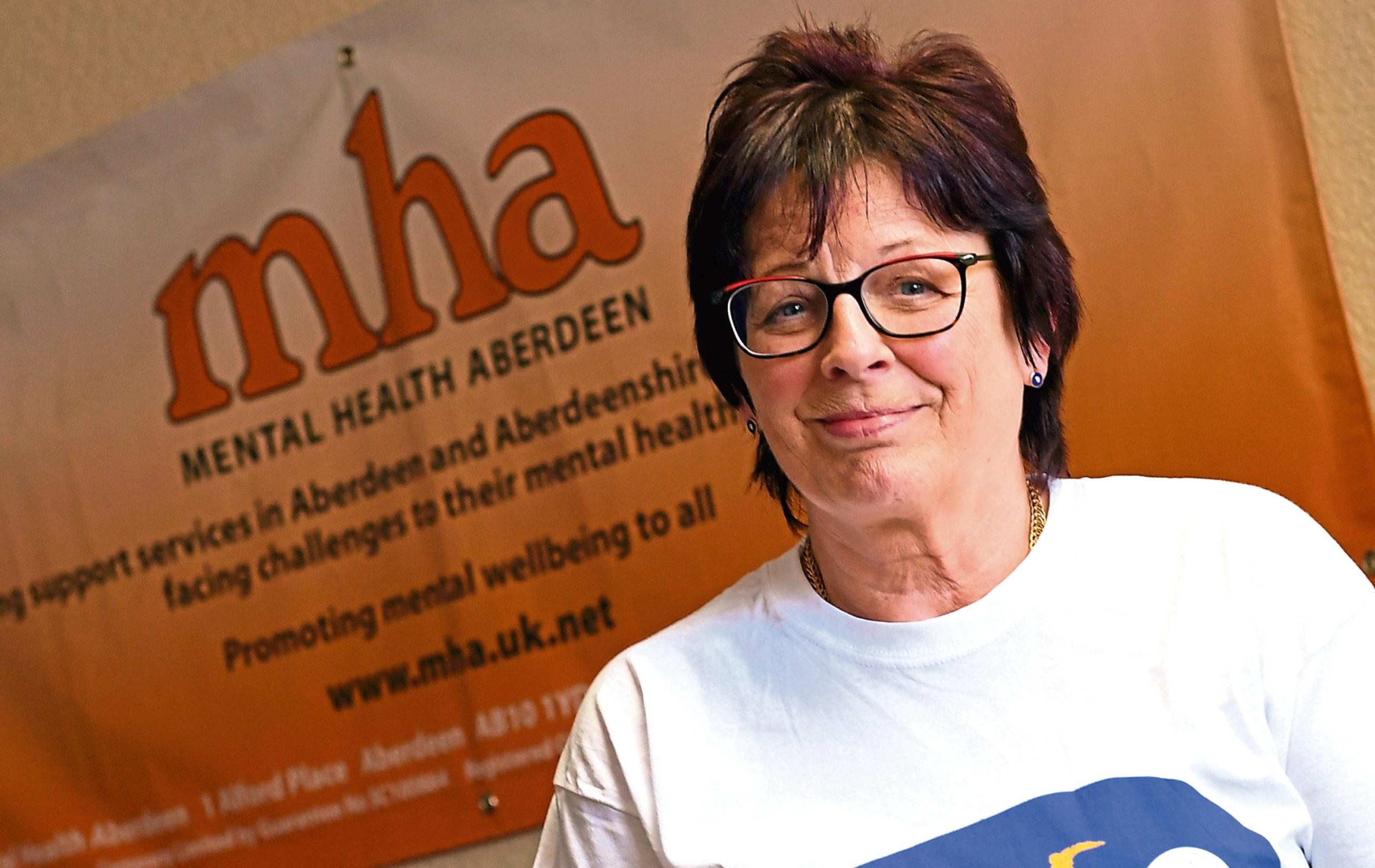 Mental Health Aberdeen  chief, Astrid Whyte