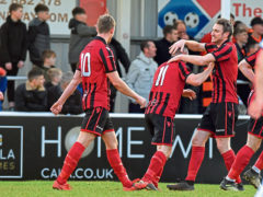 Inverurie Locos staff, including players and coaching staff, will forego wages for the time being.