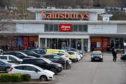The Argos inside Sainsbury's Garthdee remains open