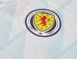 The new Scotland away kit.