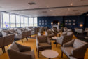 The Northern Lights Lounge at Aberdeen International Airport