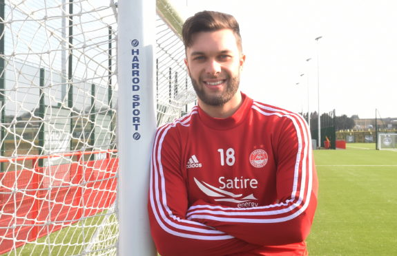 Connor McLennan has been offered a new contract by Aberdeen