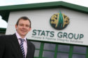 STATS Group Middle East director Angus Bowie