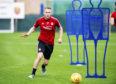 Aberdeen midfielder Dylan McGeouch.