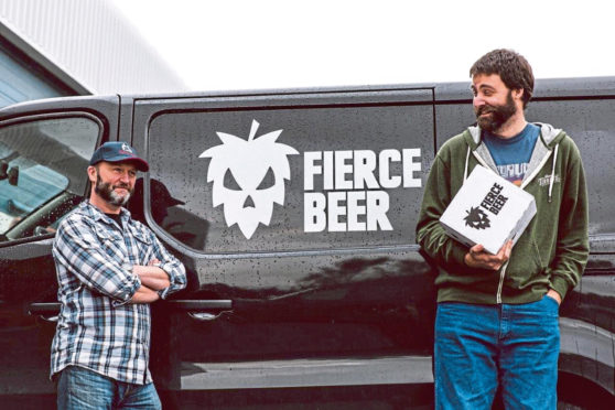 Fierce Beer's crowdfunding campaign raised almost £125,000 in 24 hours
