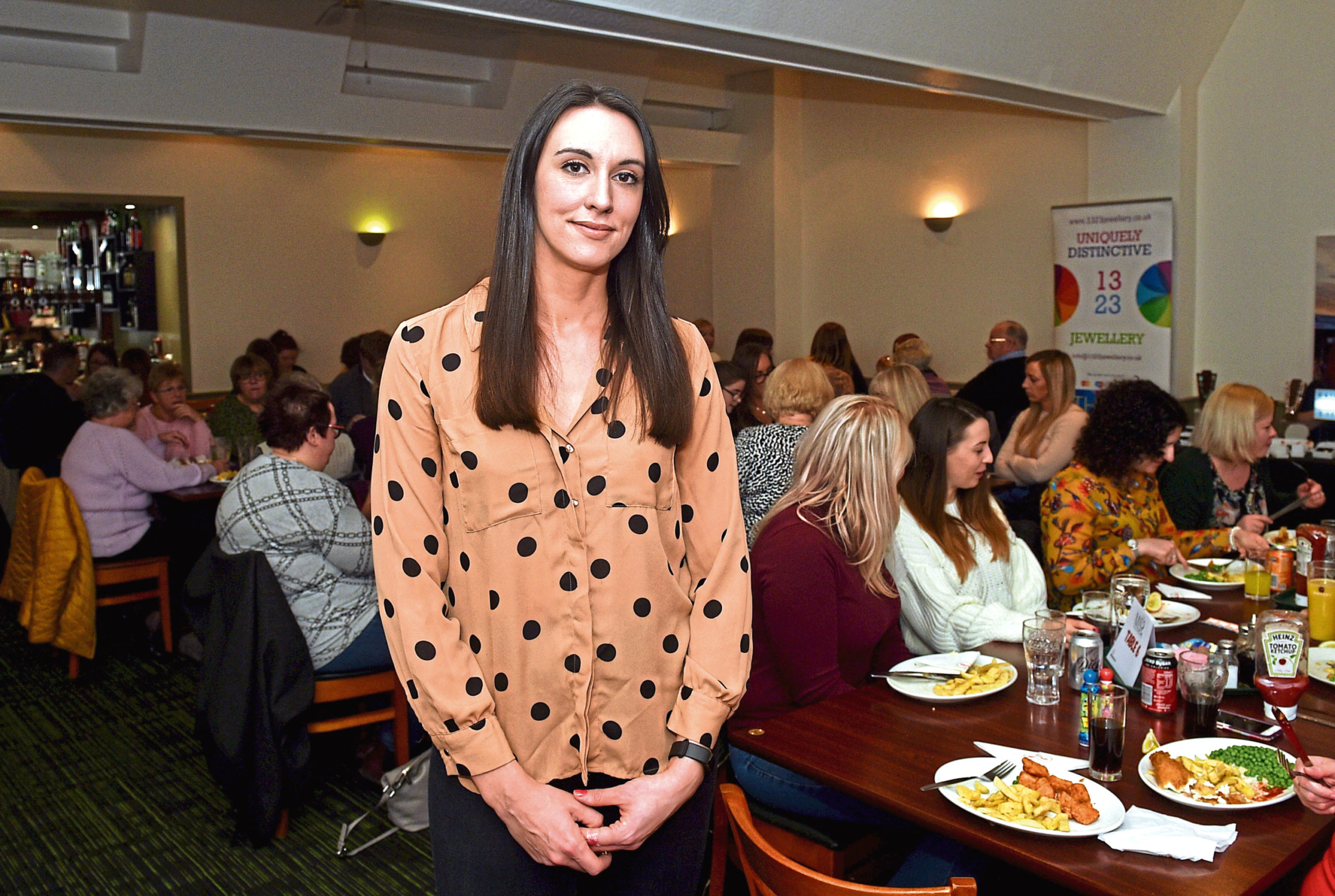 Abi Clarke, founder of Miss, hopes Northern Stars will help people
