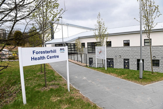 Foresterhill Health Centre