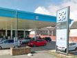 Co-op petrol station, Kirkton Road, Stonehaven.