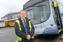 Managing Director of First Bus Andrew Jarvis