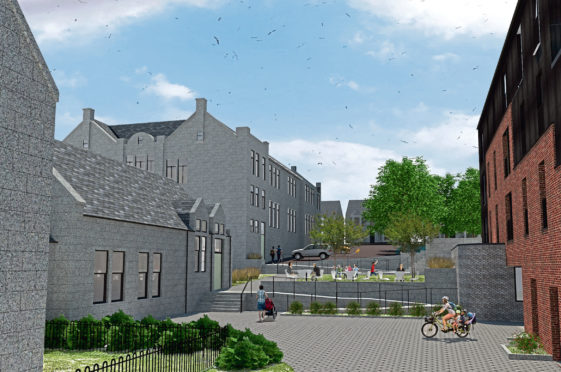 How the former Victoria Road School could look once it's transformed