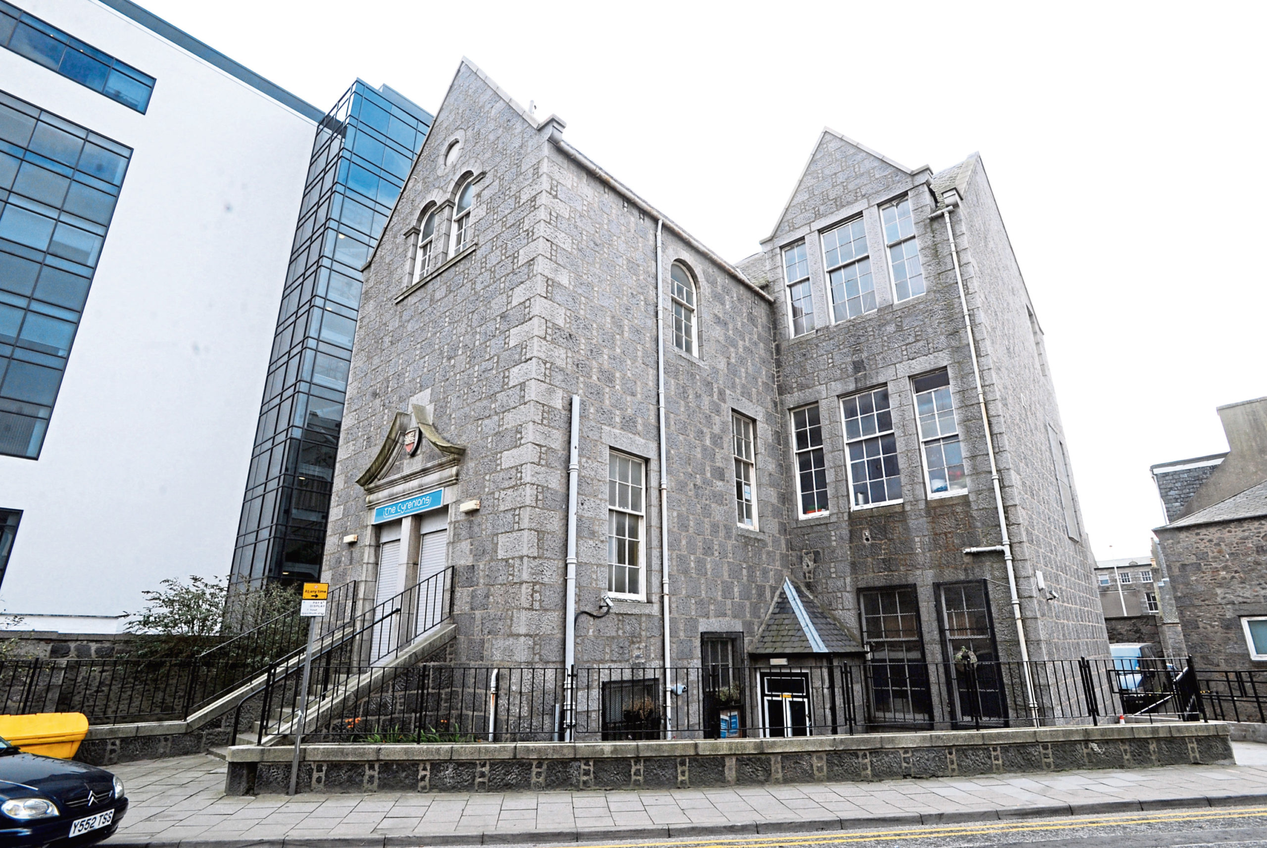 Aberdeen Cyrenians is appealing for people to donate books for its vulnerable adults