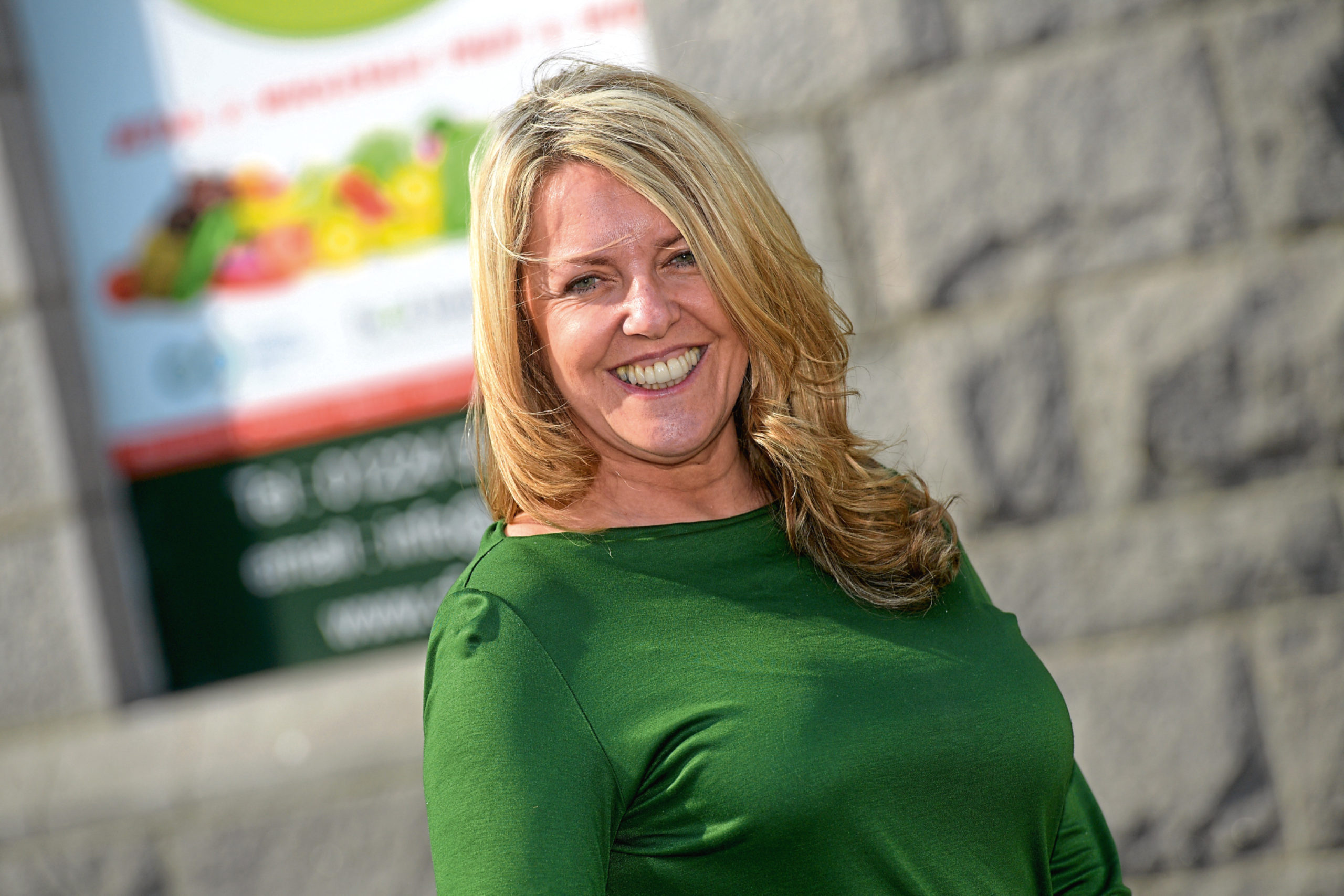 CFINE chief executive Lisa Duthie
