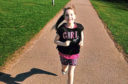 Frankie Tuckwell is running 100km to raise cash for the Scottish Ambulance Service