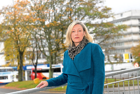Gillian Martin has called for the creation of a transition training fund.