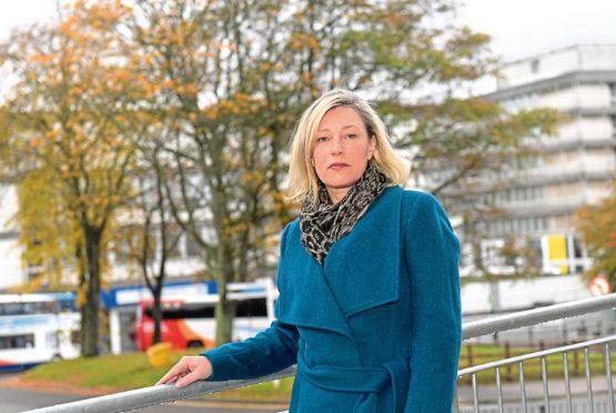 Gillian Martin has praised investment in superfast broadband