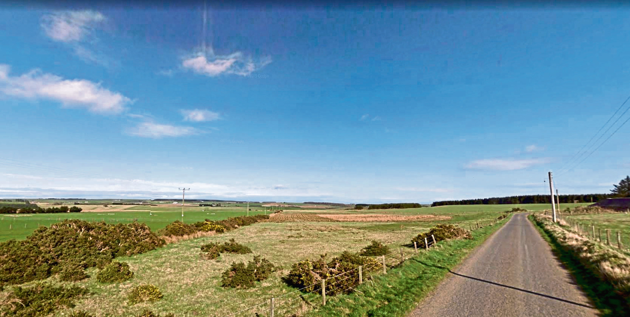 An appeal has been lodged for the site of the proposed Muirtack Quarry after plans were rejected in April