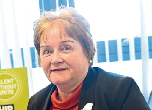 Maureen Watt praised efforts to keep ethnic minorities informed about public health information
