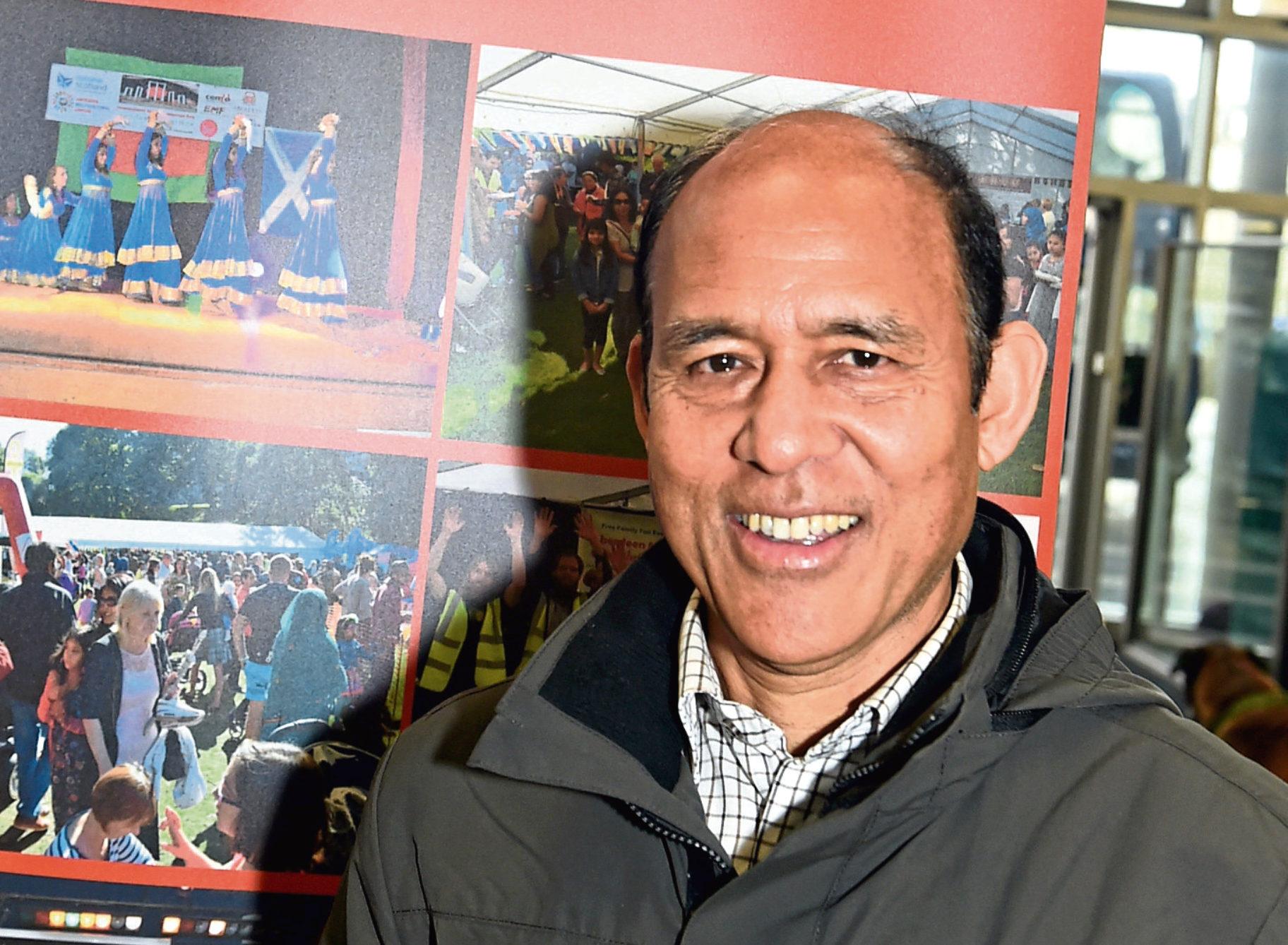 Dr Narayan Shrestha