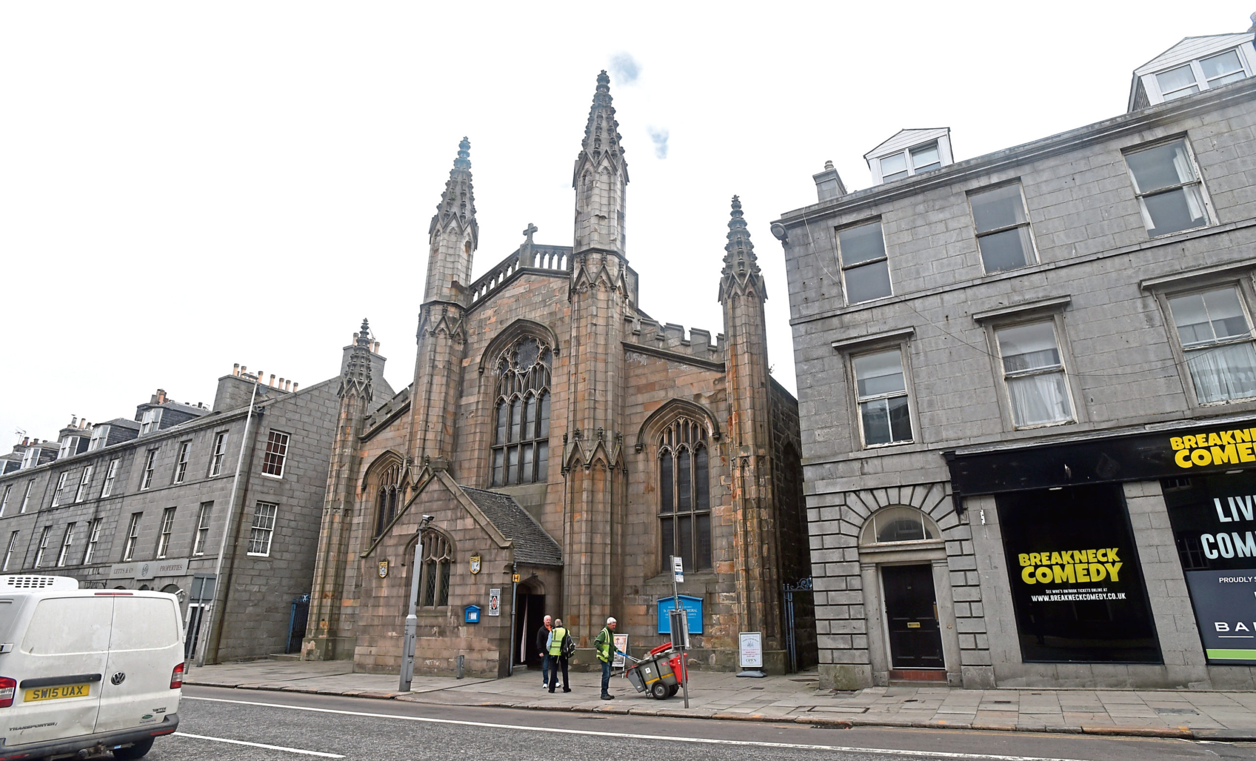 St Andrew's Cathedral on King Street
