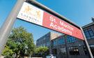 St Machar Academy in Aberdeen