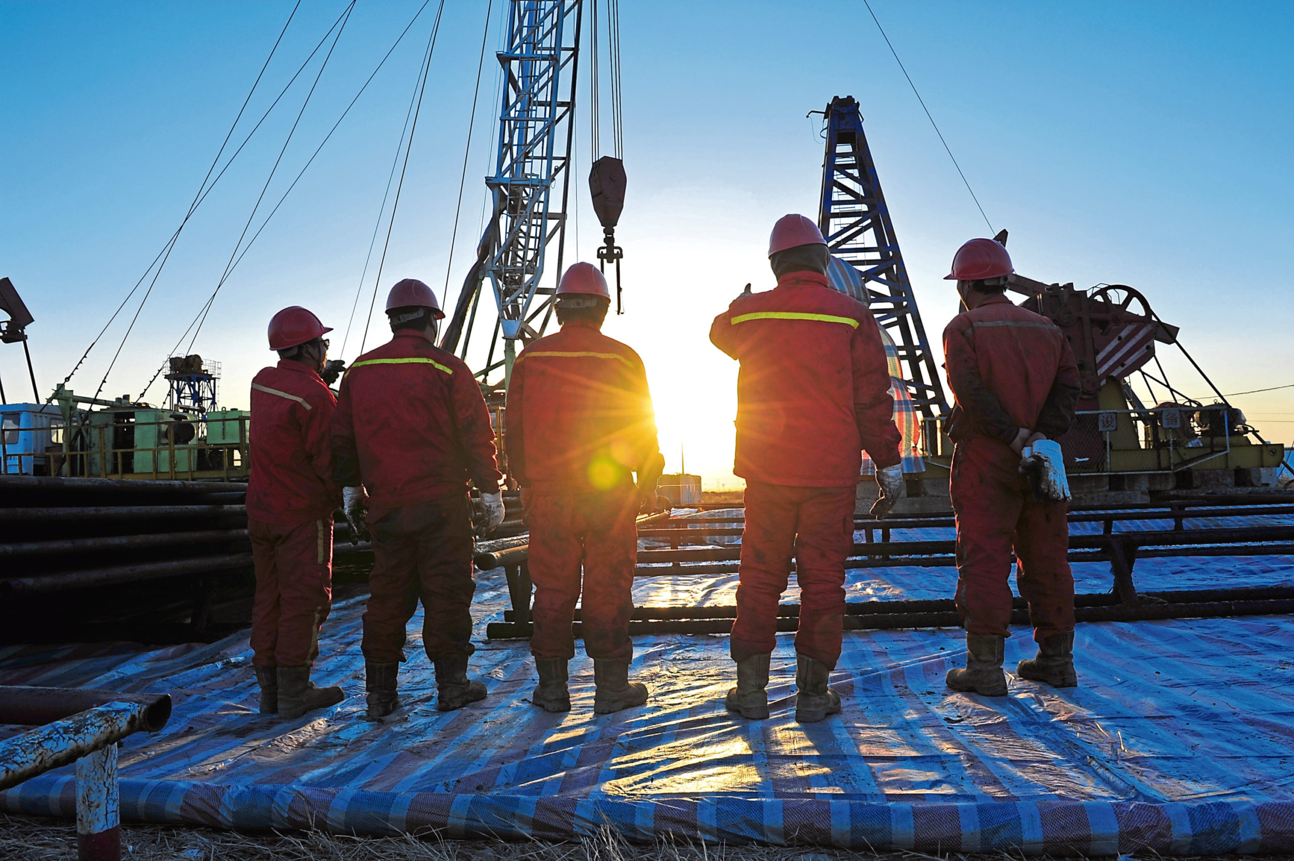 KCA Deutag says the Covid-19 outbreak, combined with the oil price falling due to Russia and Saudi Arabia failing to agree on production levels, could have a lasting impact
