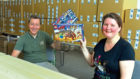 NHS Grampian's endowment fund is taking delivery of Lego from charity Fairy Bricks
