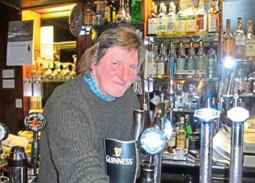 Sandy Brown died aged 74