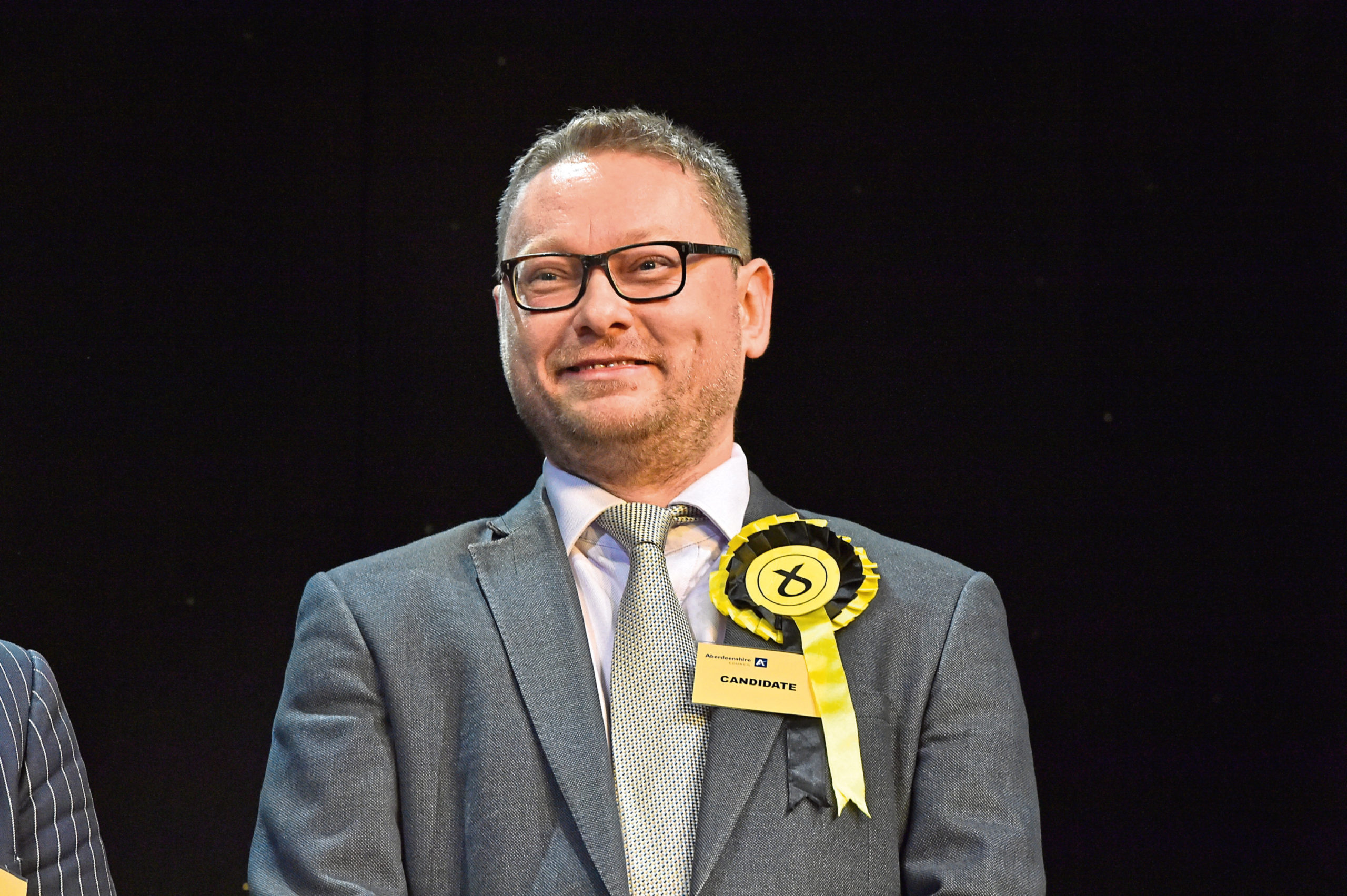 The by-election was triggered when former Councillor Richard Thomson, now MP for Gordon, stepped down