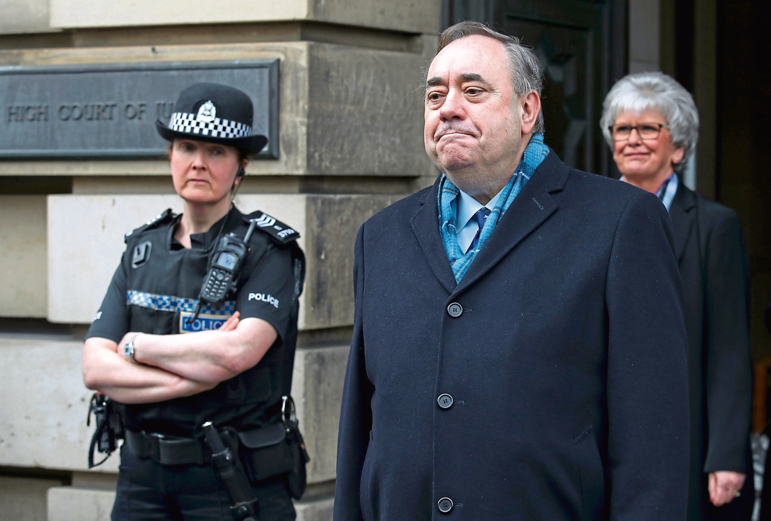 Former SNP leader Alex Salmond was cleared of sexual assault charges