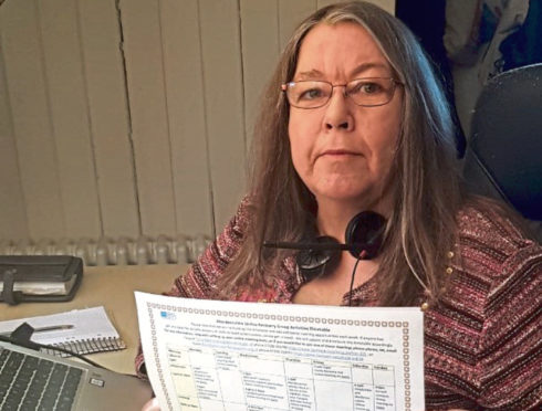 Community learning and development worker Tanja Mehrer said online support sessions are now available to those in recovery