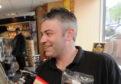 Scott Graham, owner of McLeish store