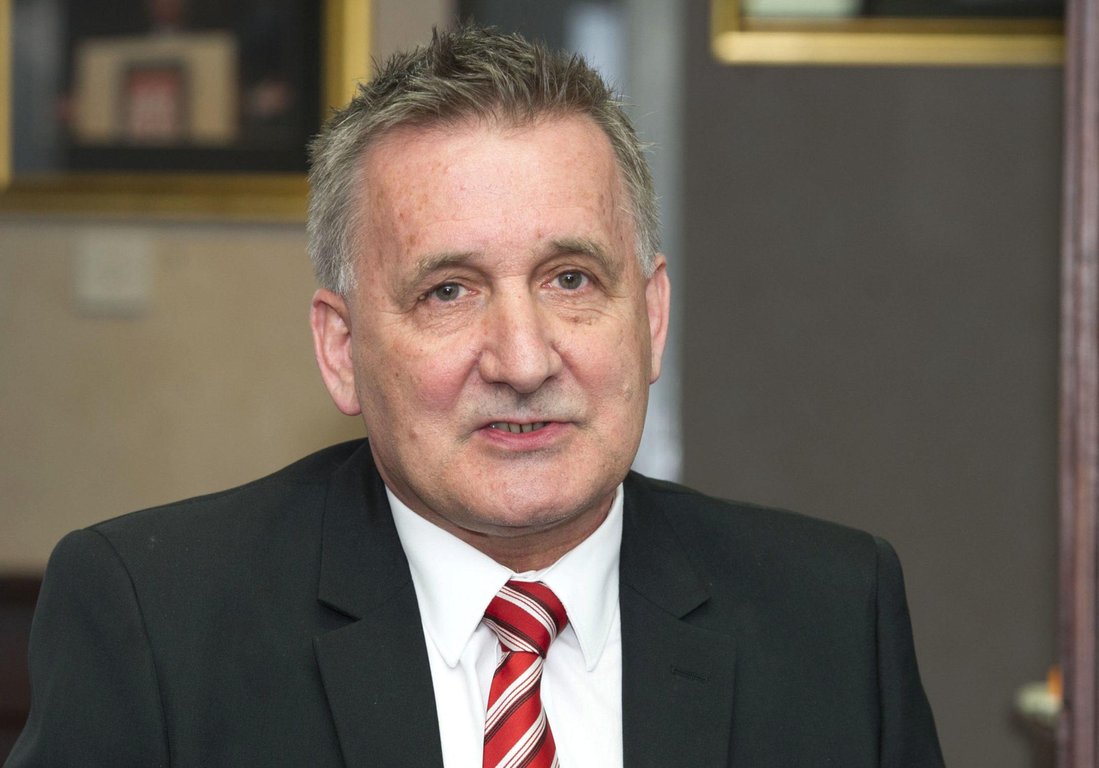 Former Aberdeen vice-chairman George Yule.