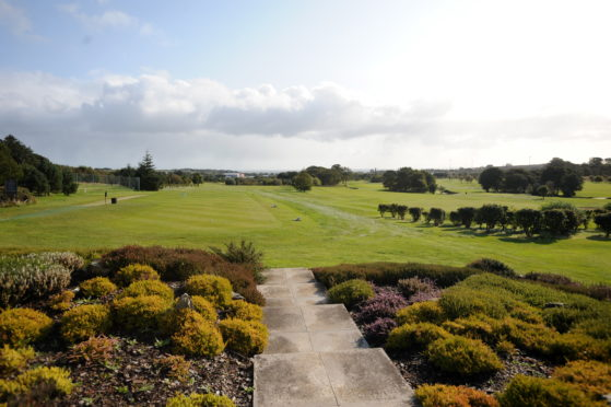 Portlethen Golf Club.