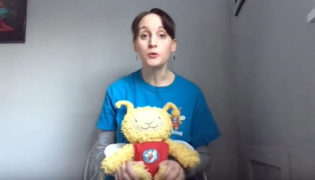 Aberdeen City Libraries has hosted its first Bookbug session online