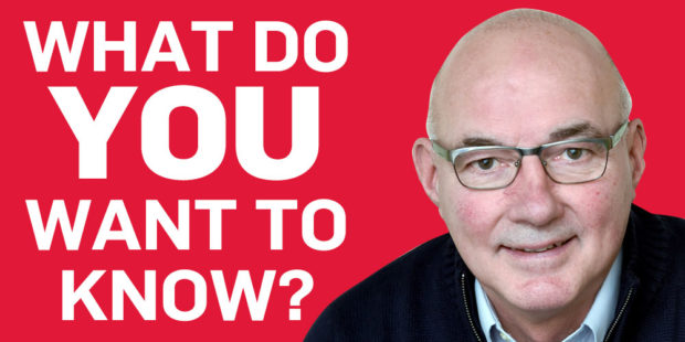 Aberdeen and Scotland icon Willie Miller will answer your questions.