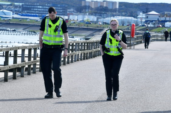 Assistant Chief Constable John Hawkin