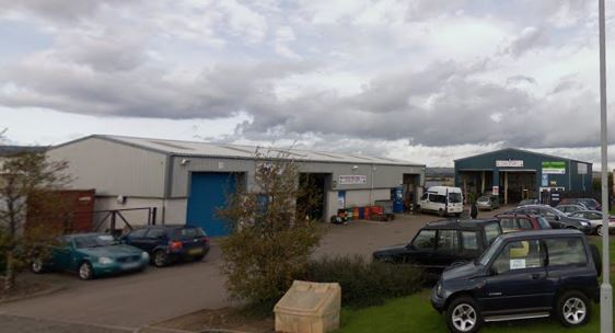 Mearns Motors in Laurencekirk