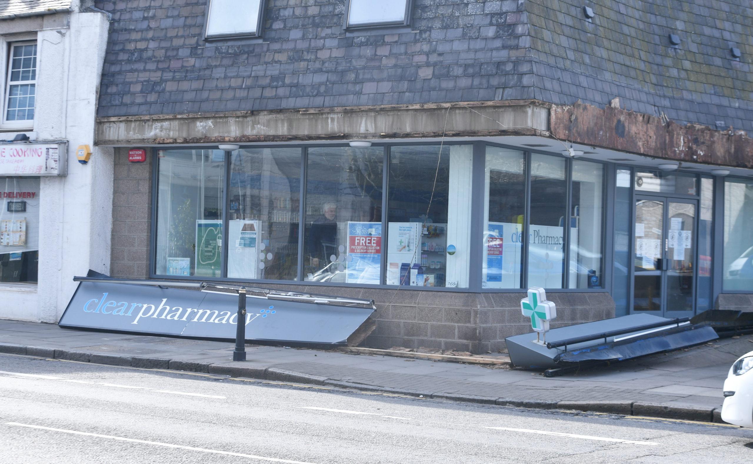 Clear Pharmacy, Holburn Street Aberdeen.