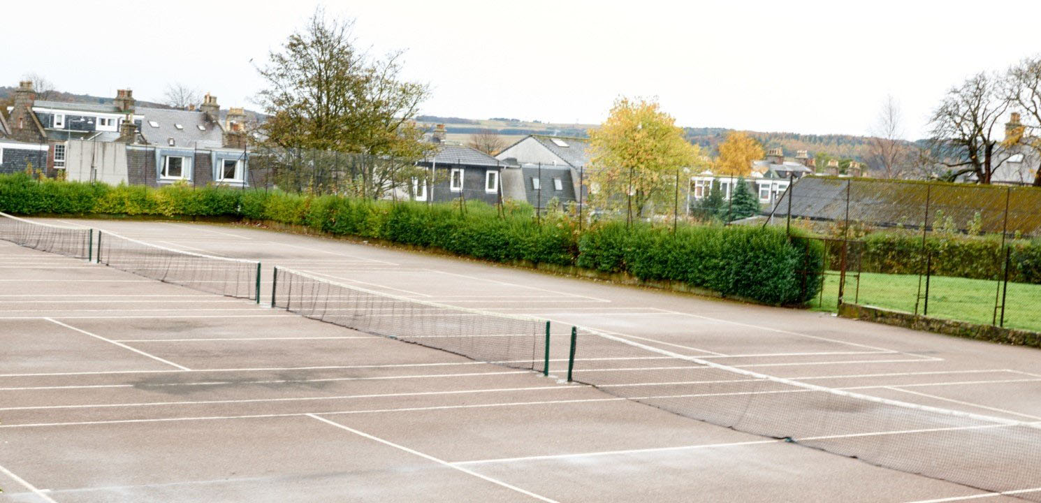 The Ruthrieston Outdoor Sports Centre