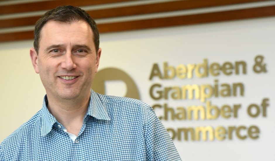 Chamber of Commerce chief Russell Borthwick has written a joint letter to Scottish Government ministers.