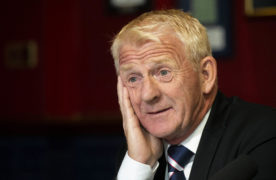 Sean Wallace: Gordon Strachan wrong to say lack of professionalism in lower leagues is holding Scottish football back
