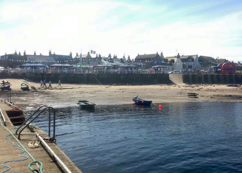 Buchanhaven Harbour SCIO is one of the projects that has been recommmended to receive funding