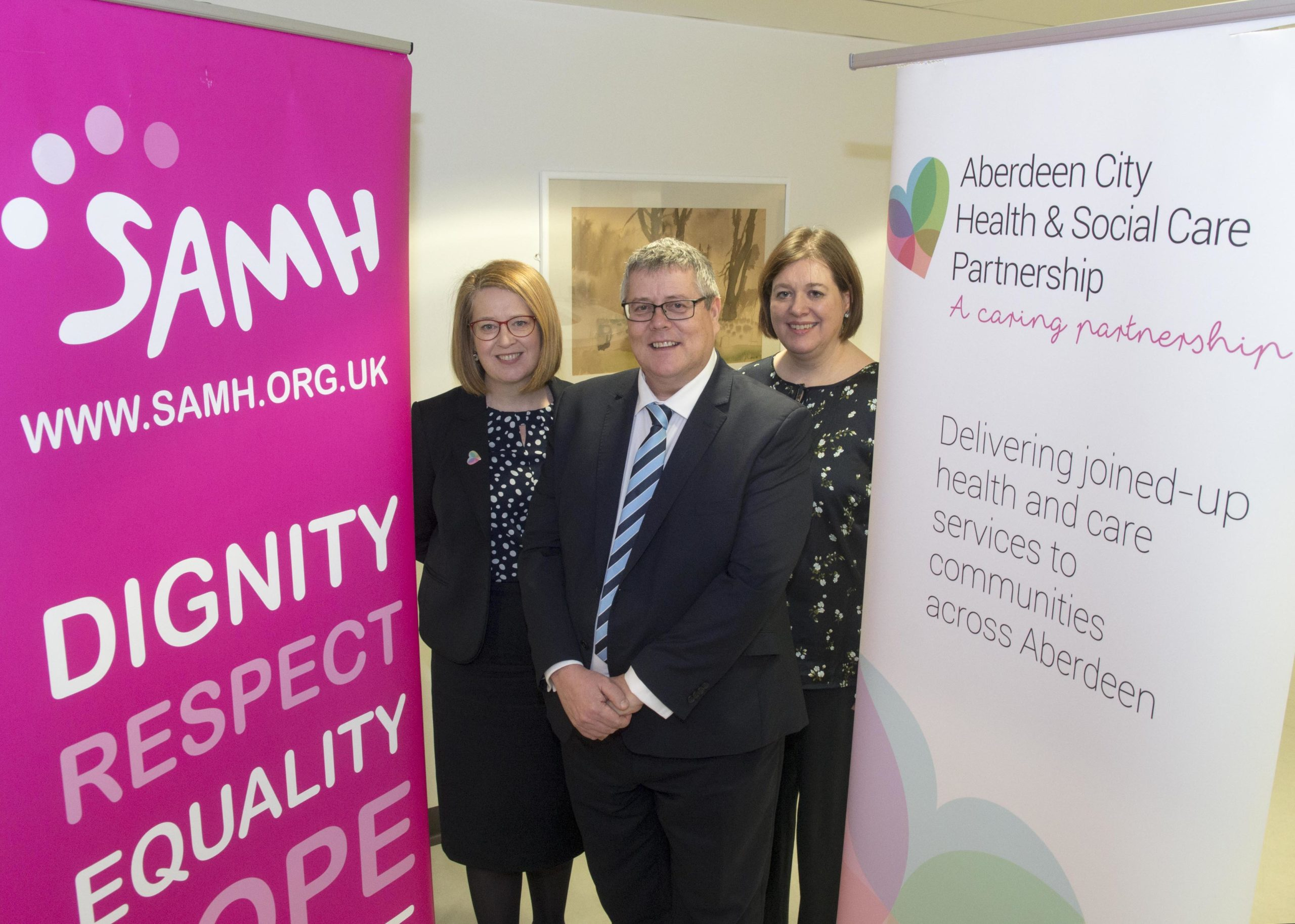 Aberdeen City Health and Social Care Partnership encourages people to recognise north-east volunteers