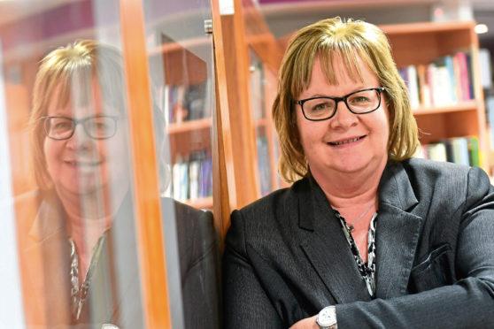 Linda Gray, Chief Executive of Inspire