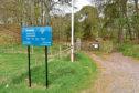 Templars Park, Maryculter